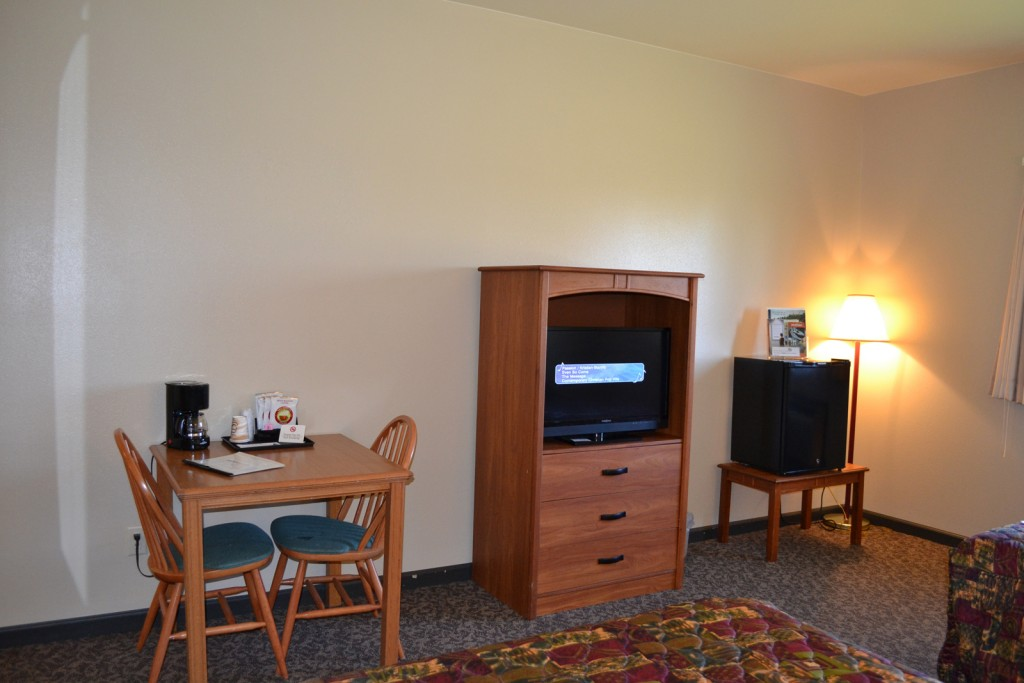 Northwood Inn Motel Room