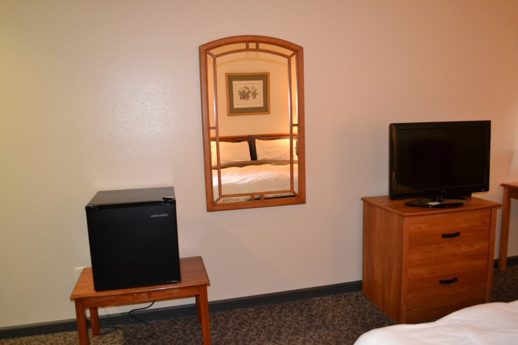 Northwood Inn Motel Room handicap room